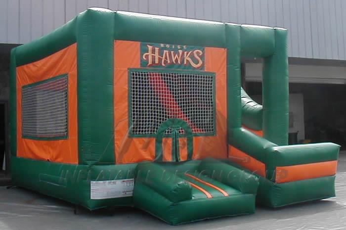 Boise Hawks-Bounce Combo