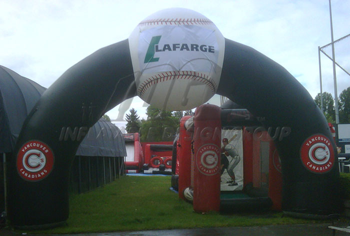 Vancouver Canadians Archway