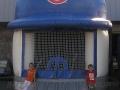 Southbend Cubs Baseball helmet Bounce
