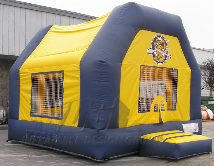 Charleston Riverdogs Bounce House Inflatable