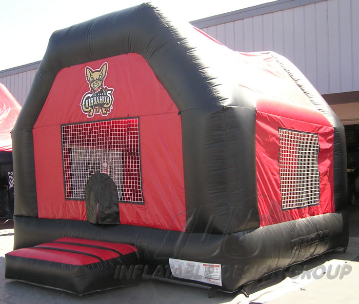 El Paso Chihuahuas Bounce Inflatable