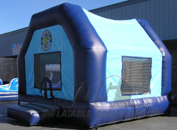 Everett AquaSox- Bounce House