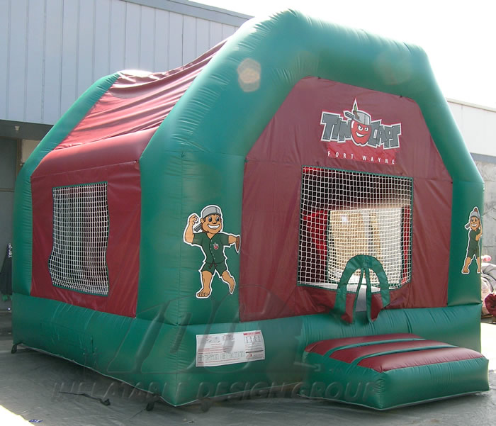 Fort Wayne TinCaps- Bounce House Inflatable