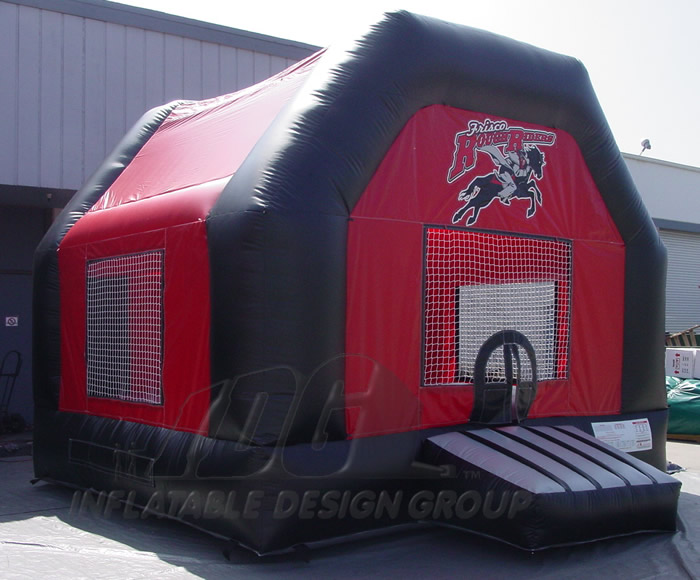Frisco Roughriders- Inflatable BounceHouse