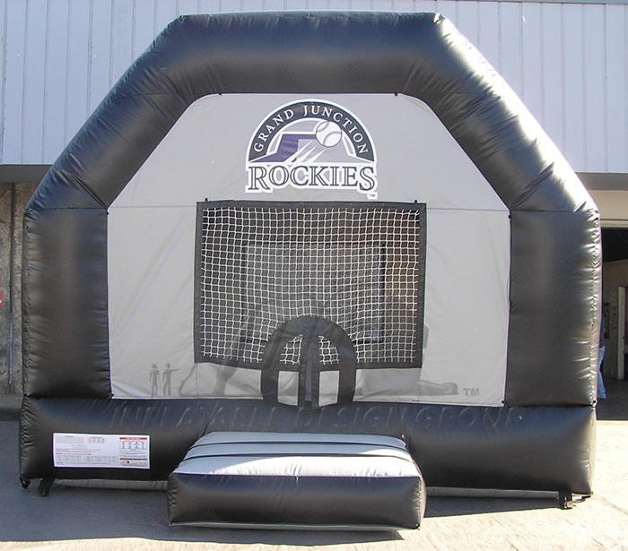 Grand Junction Rockies- Inflatable Bounce House