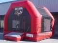 Inflatable Bowling Green Hot Rods-BounceHouse