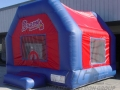 Gwinnett Braves-BounceHouse Inflatable