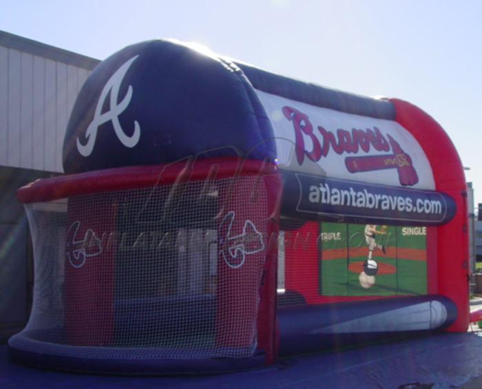 Atlanta Braves Batting Cage