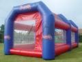 Atlanta Braves Inflatable Batting Cage