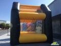 Bradenton Marauders Inflatable Baseball Batting Cage