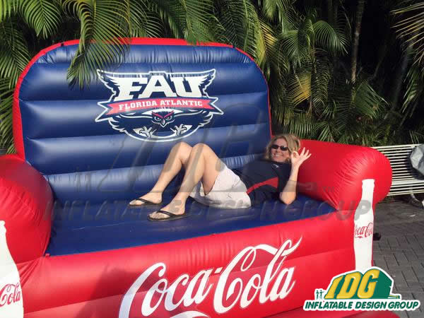 FAU inflatable COUCH