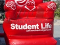 Rutgers inflatable Chair