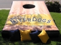 River Dogs Cornhole Game