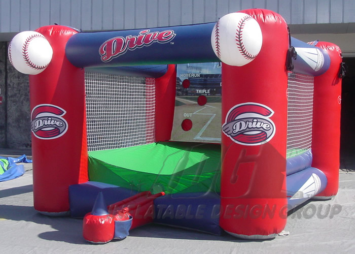 Greenville Drive-T-Ball