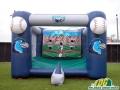 Rockford Riverhawks Inflatable Tee Ball