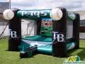Tampa Bay Rays Inflatable Tee Ball