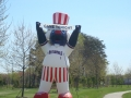 Patomic Nationals Mascot