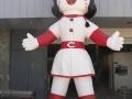 Cinncinati Reds Mascot