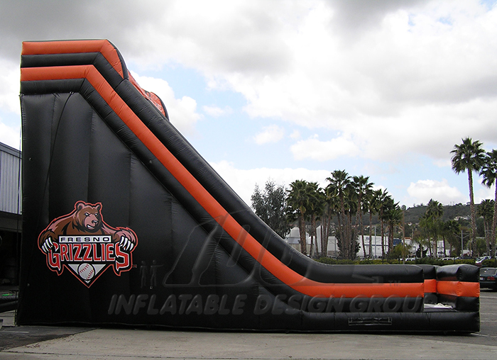 Frederick Keys Slider Side view Inflatable