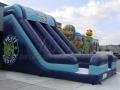 Everett Aquasox Inflatable slide