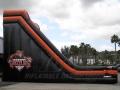 Frederick Keys Slider Side view Inflatable