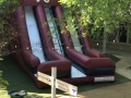 Inflatable Frisco Dual Slide