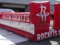 Houston Rockets Bungee Run