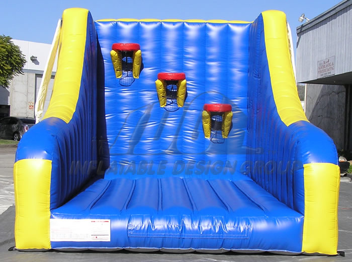 Dunk Pit front view
