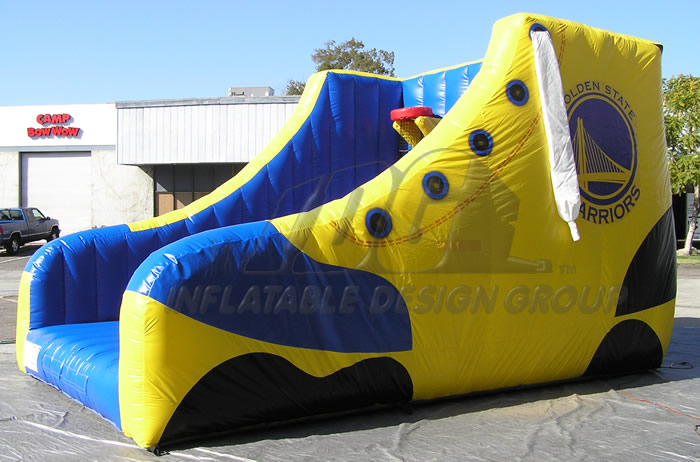 Golden State Warriors Dunk Pit