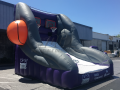 stockton kings custom inflatable free throw