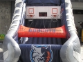 Charlotte Bobcats Basketball Shoe Pop a Shot