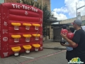 houston rockets custom inflatable tic tac toe