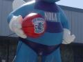 New Orleans Hornets Mascot