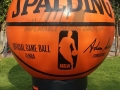 Spalding Basketball Logo