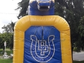 Inflatable Bronco Tunnel Front
