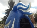 Inflatable Brono Rear View