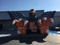 Inflatable Eagle Entranceway