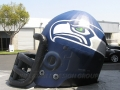 Seattle Seahawks Mini Helmet