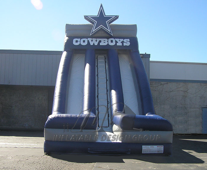 Dallas Cowboys Slide