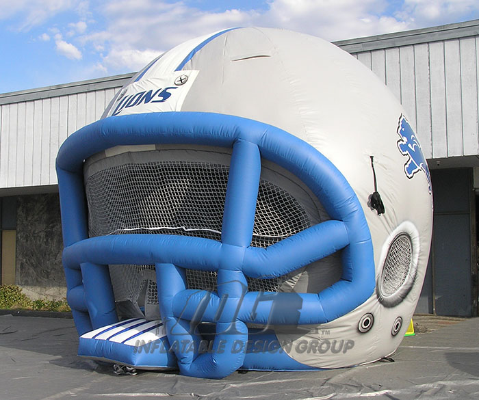 Helmet Bounce