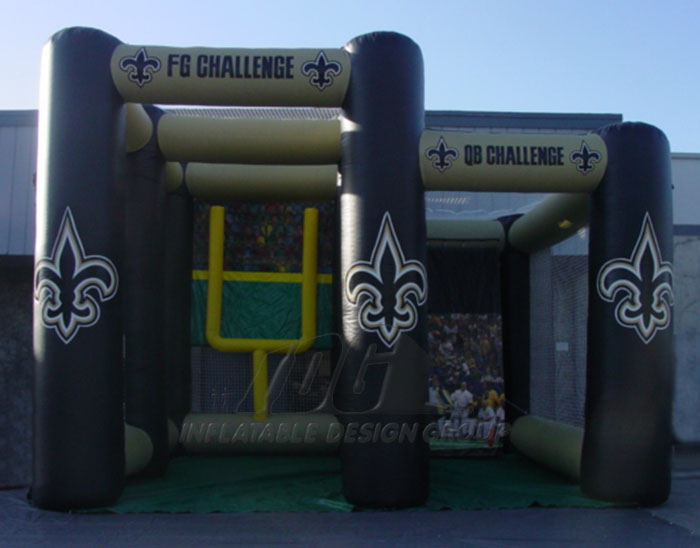 New Orleans Saints Dual Kick and Toss