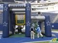 Cowboys Kick & Toss