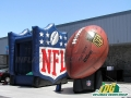NFL Football Inflatable