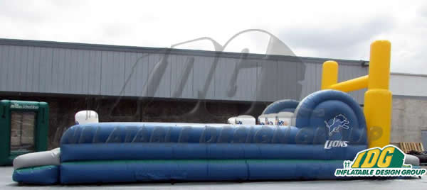 football obstacle course