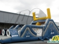 Detroit Lions Obstacle Slide