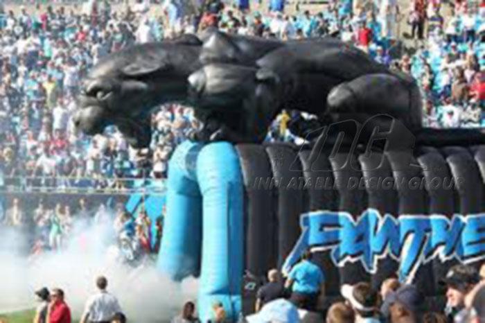 Carolina Panthers Entryway
