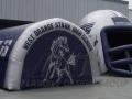 14'W Tunnel & 15'H Helmet
