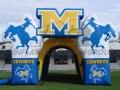 McNeese Custom Archway