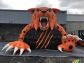 Winter Park Custom Inflatable Wildcats Entryway