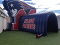 Marion Patriots Custom Inflatable Entryway